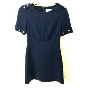 Cobalt blue 3.1 Philip Lim size 0 wool dress
